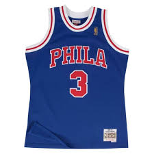 Mitchell And Ness Throwback Jersey Size Chart Allen Iverson Swingman Jersey Philadelphia 76ers Mitchell