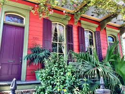 Be Bold With Color On Your New Orleans Home Crescent City Living - Exterior doors new orleans