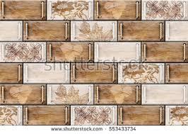 Colorful vintage ceramic tiles wall decoration/Digital tiles design