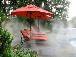 Benefits Of Having An Outdoor Misting System  Beaverton Civic PlanBackyard Misting Systems