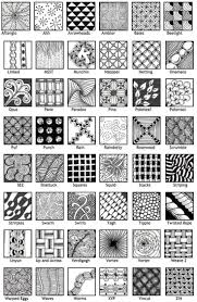 pattern idea 58 best zentangle images on pinterest doodles zentangles