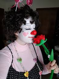 Clown Culture — Happy Valentines Day to all my lovely clown lovers...
