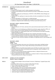 Network Security Administrator Sample Resume Security Admin Resume Samples Velvet Jobs 17