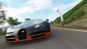 The bugatti veyron super sport 16.4 is french, as they are assembled in molsheim, alsace, france. Record Breaker Achievement In Forza Horizon 4