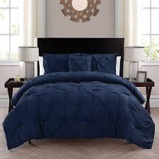 vcny home carmen pintuck comforter set