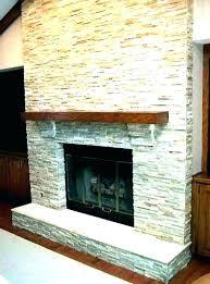 tiling a brick fireplace ides refinish brick fireplace refacing with glass tile refinish brick fireplace refacing