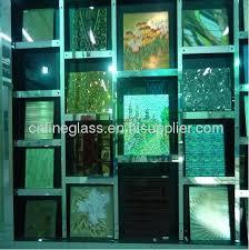 glass wall decorative panels