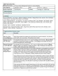 Project Management Meeting Agenda Templates Agenda Project