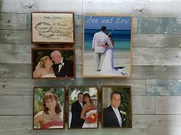 custom made personalized photo wood mounted frames