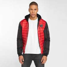 horspist jacket winter jacket powell down in red 480721 closure double ted zipper for
