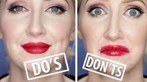 4 ways to wear red lipstick wikihow