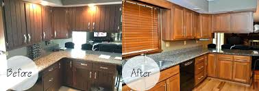 reface kitchen cabinets before after lower cabinet refacing kitchen cabinet before and after cabinet contractors pa