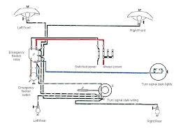 universal turn signal flasher wiring diagram images further turn signal stat flasher wiring diagram