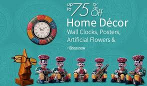 upto 75 off on home decor online from amazon india sabse sasta