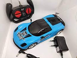 Buy KIDSZONE <b>LED</b> Light <b>Modern Remote Control</b> Car with ...
