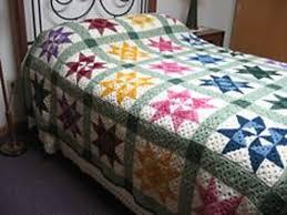 Best 25+ Crochet quilt pattern ideas on Pinterest | Crochet quilt ... & Ravelry: Crochet Quilt Patterns pattern by Sister Margaret Mary Adamdwight.com