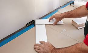 lay next tile at a 90 angle