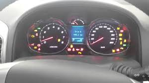 How to turn off change engine oil and filter light on holden ...