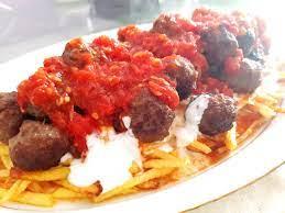 Köfteli Çökertme Kebabı - Lezzet Adresim