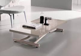 height adjustable coffee table table
