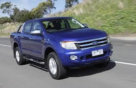 Global 2012 Ford Ranger Scores Highest In Euro Crash Tests ...