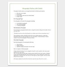 5 Paragraph Essay Template 4th Grade Five Paragraph Essay Outline Worksheet