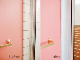 bathroom tile using paint how to get rid of dark grout using paint