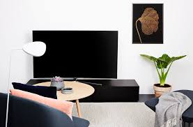 samsung curved tv in living room. styling by rikke / that nordic feeling - samsung curved tv tv in living room a