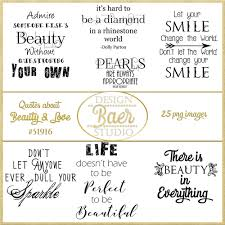 Bible Beauty Quotes Best of BEAUTY QUOTES SCRAPBOOKING QUOTES BIBLE JOURNALING 24 Baer
