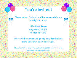 how to invite birthday party invitation email how to invite birthday party invitation email b cute birthday party
