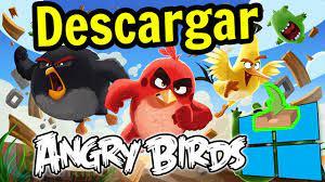 📥 Cómo DESCARGAR Angry Birds para PC ▷ Instalar Angry Birds para Windows  10 - YouTube