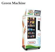 Canadian Vending Machines Amazing Healthy Vending Machine Snacks Go Green