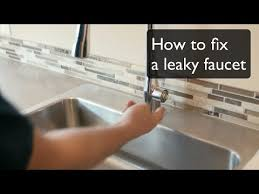 how to fix a leaky faucet single handle faucet by kohler by best plumbing 206 633 1700