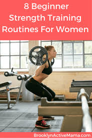 weight training planning 8 beginner full strength training plans for women