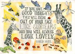 Popular items for roald dahl quote on Etsy via Relatably.com