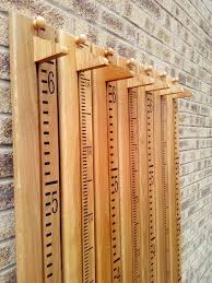 Etsy Height Chart Handmade Wooden Growth Chart Height Chart In Solid Oak Ideal Christening Gift