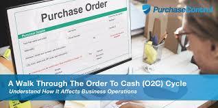 A Walk Through The Order To Cash O2c Cycle