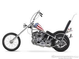 harley davidson easy rider captain america chopper
