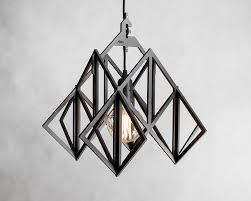 black pendant lamp lajt himmeli