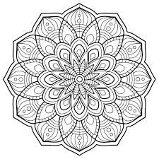 Disegni Da Colorare Dei Mandala Timazighin Con Disegni Di Mandala Da
