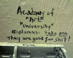 is your academy of art university diploma worth a shit mission  mission mission ·