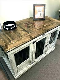 dog kennels that look like furniture s diy dog kennel furniture plans