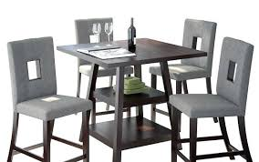 gray round dining table set small gray dining glass chairs round grey table circle room for
