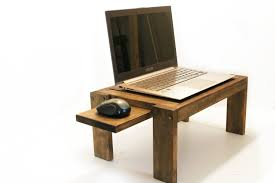 rustic shape teak wood computer desk. Excellent Laptop Desk For Small Space Design Inspiration Presenting Corner Rustic Shape Teak Wood Computer