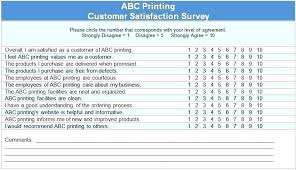 Customer Satisfaction Survey Template Excel It Customer Satisfaction Survey Template Question Free Excel