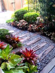 Tropical Flower Garden Landscape Designs Garden Design Ideas Philippines The Inspirations Landscape
