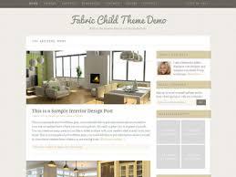 Small Picture Fabric Child Theme Textile Wordpress Theme Wordpress Interior