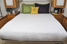 rv mattress sizes. A Cool Rv Mattress And Sizes Plus Mattresses Laid Out Between Brown Cabinet