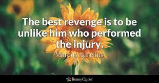 Revenge Quotes Extraordinary Revenge Quotes BrainyQuote
