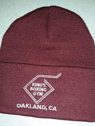 contact king s boxing gym for additional merchandise sizing information and availability beanie